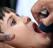 В Узбекистане стартовали Дни иммунизации против полиомиелита