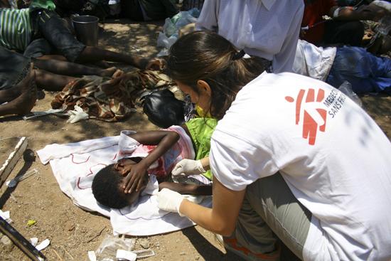 Вспышка холеры поразила более 13 тысяч жителей в Африке
