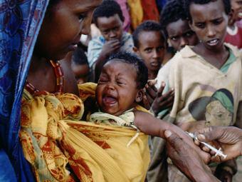 Вакцина от малярии повышает ее смертоносность