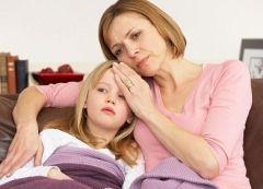 Детские болезни: какие из них заразны?