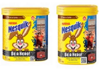 Nesquik изъят из продажи в США из-за возможного загрязнения сальмонеллой