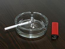 Сигареты — истинная причина ранней смерти ВИЧ-инфицированных