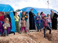 Сирийские мигранты вызывают опасения отечественных эпидемиологов