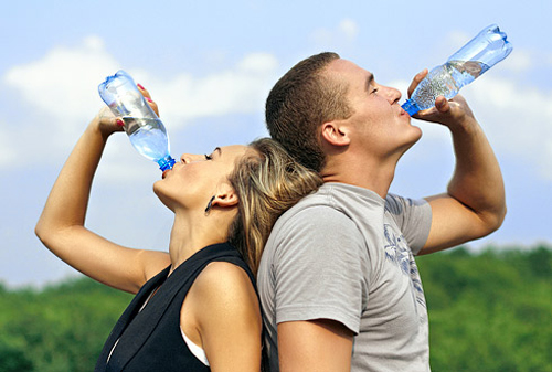 Вода, несущая здоровье