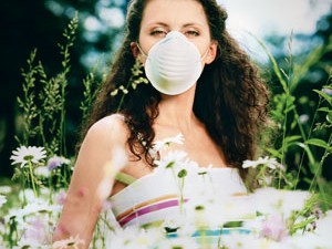 Аллергия на лето