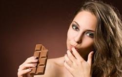 Темный шоколад поможет при кашле