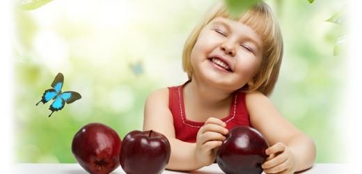 Продукты питания для поддержания иммунитета у детей