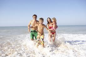 Отдыхать на море очень полезно для вашего здоровья