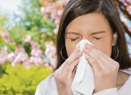 Весна: пора цветения и аллергии