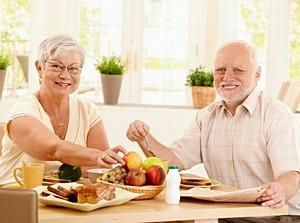 Здоровье легких требует диеты