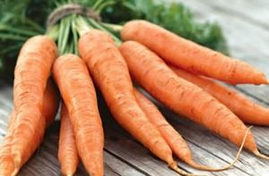 Морковь улучшает работу легких