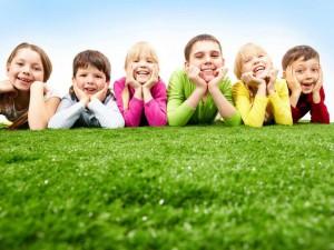 Оздоровляем детей летом