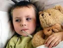 Гриппом чаще всех болеют дети
