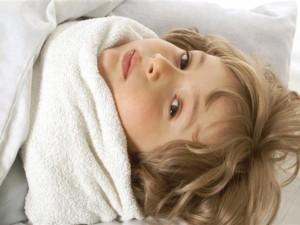 Свинка у детей: происхождение заболевания