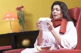 Симптоматическое лечение проявлений гриппа