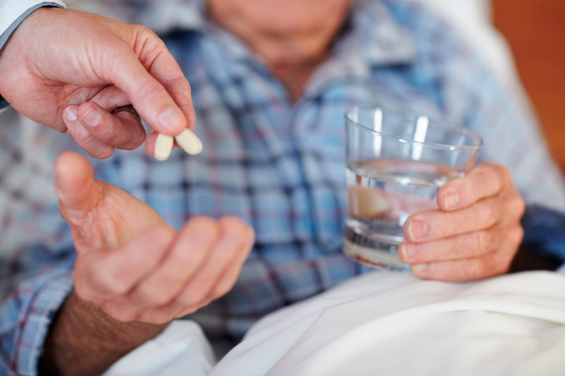 Правила приёма антибиотиков