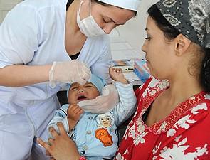 Что такое полиомиелит?