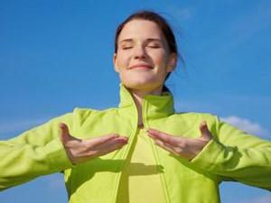 Китайская гимнастика и дыхательные упражнения при пневмонии