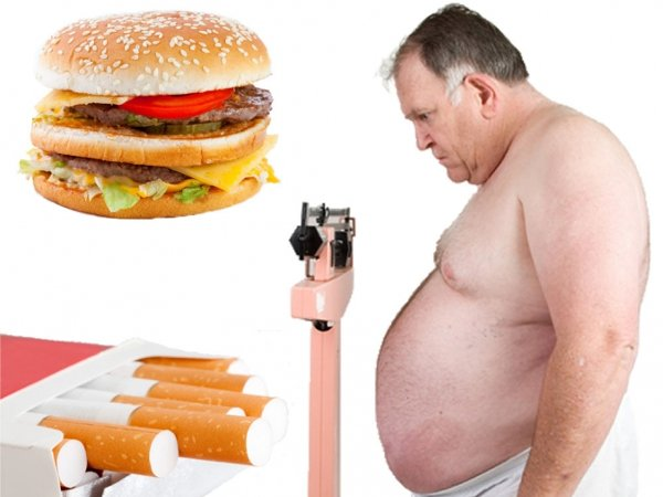 Факторы риска развития сердечных болезней