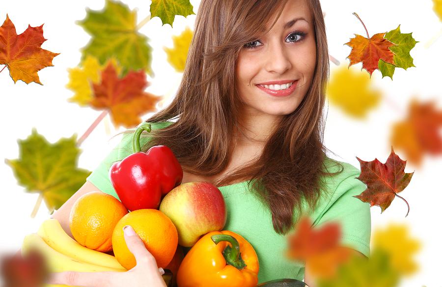 Повысить иммунитет и снизить вес продуктами осени