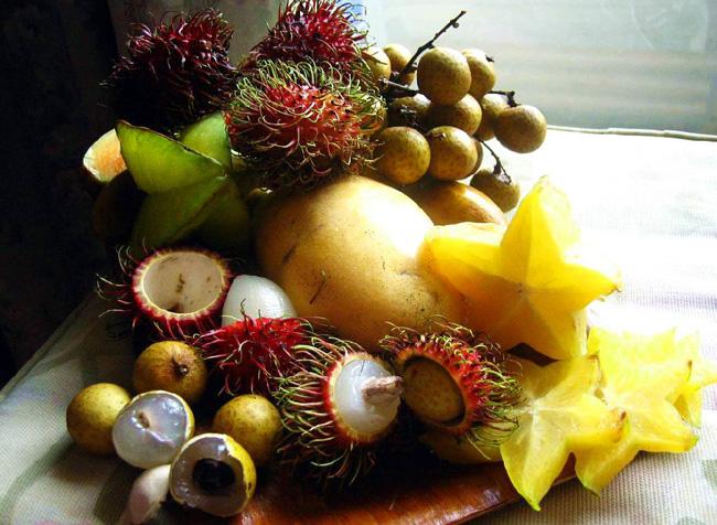 Рейтинг самых полезных экзотических фруктов