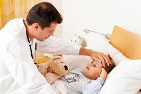 При первых симптомах простуды