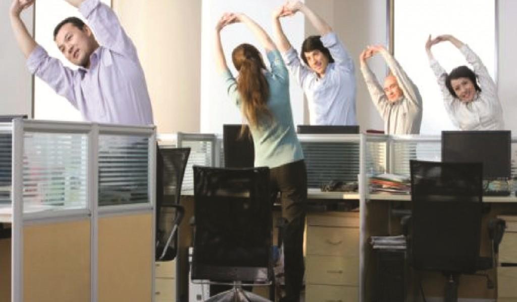 Основные заболевания офисных работников