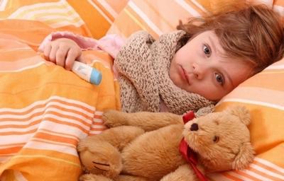 Чем опасен грипп у детей?