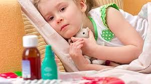Простуда у детей может привести к инсульту