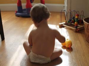 Ученые: излишняя гигиена виновна в развитии астмы у детей