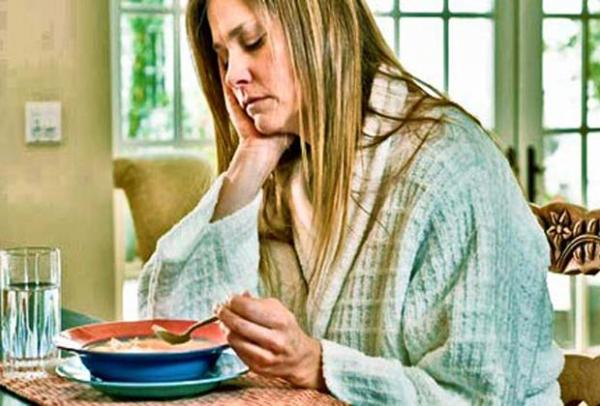 Что есть, когда у вас грипп и простуда