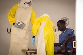 Лихорадка Эбола вернулась в Либерию
