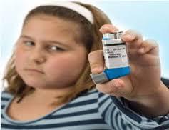 Препарат от бронхиальной астмы поможет людям с ожирением