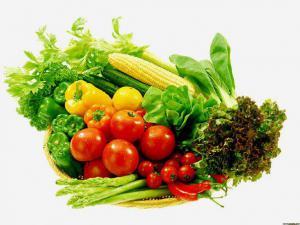 Бросить курить помогают овощи и фрукты
