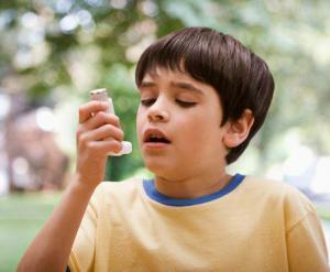 Астму вызывает нарушение обмена веществ?