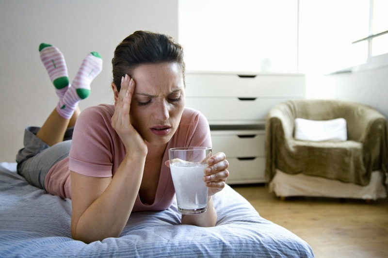 Как быстро избавиться от головной боли