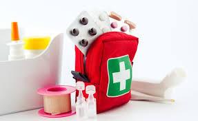 Здоровье: аптечка