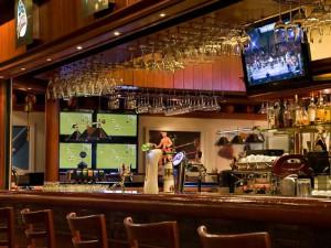 Старый добрый американский бар