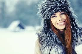 Зимняя красота волос