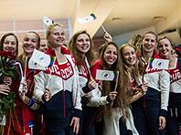 Российская сборная готовится к встрече с вирусом Зика