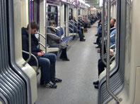 Московский метрополитен готовится к надвигающейся эпидемии гриппа и простудных заболеваний