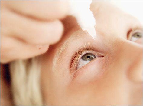 Как правильно лечить глаза