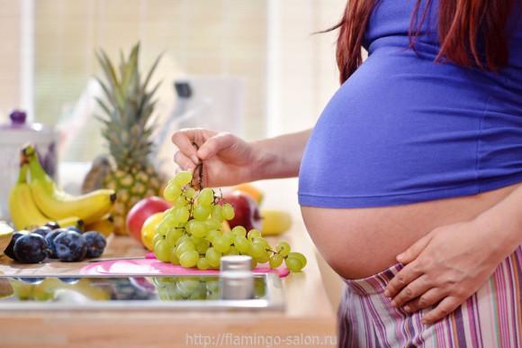 Система питания при беременности