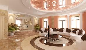 Как выбрать отделку для потолка в гостиной комнате