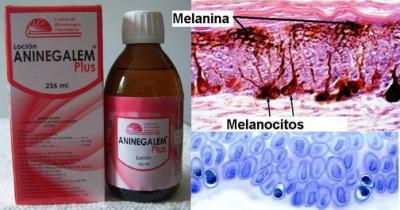 Свойства препарата «Мелагенин»