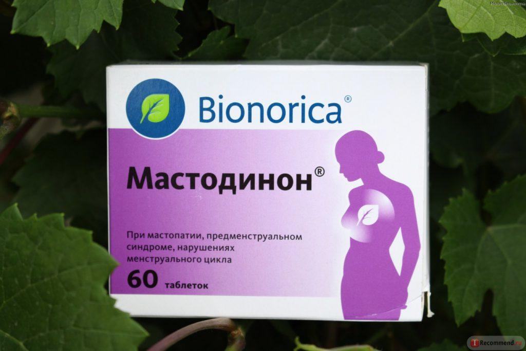 Капли для лечения мастопатии