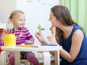 Как развивается детская речь.