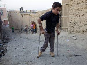 Не подпускайте полиомиелит