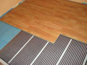 Теплый пол из ламината – забота о собственном здоровье и сохранности напольного покрытия