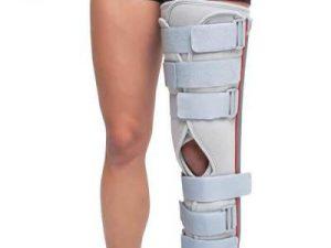 Как происходит лечение при переломе коленного сустава?